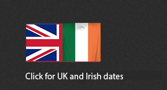 dates UK ireland 2