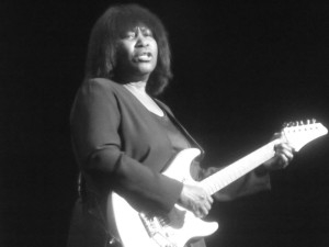 Joan Armatrading at the Liverpool Philharmonic