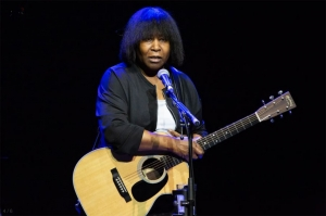 Joan Armatrading at the Sage Gateshead in Gateshead, UK